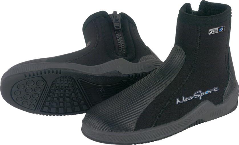Details about  /NeoSport Children/'s 2mm Low Top Kids Boot Snorkeling Booties Wetsuit