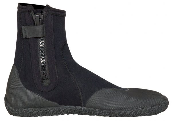 outlet store b27f7 8e9b3 3mm, 5mm & 7mm Hi Top Zipper Boots